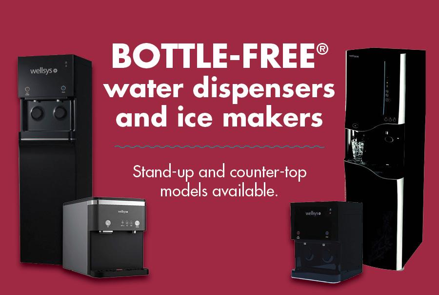 Culligan Bottle-Free Cooler